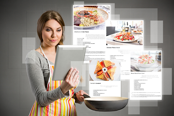 Your Recipe Book Online
