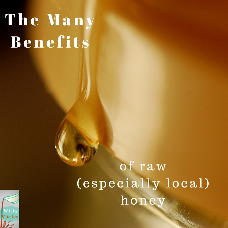 Ditch the Pasteurized and Go for Raw Honey