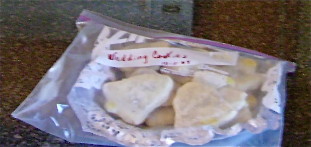 Martha's Best Sugar Cookies