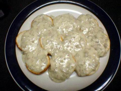 Best Kentucky Biscuits and Gravy